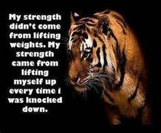 Tigerstrength